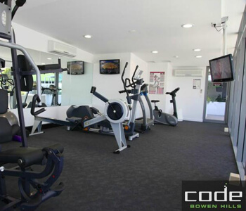 Code Apartments Gym