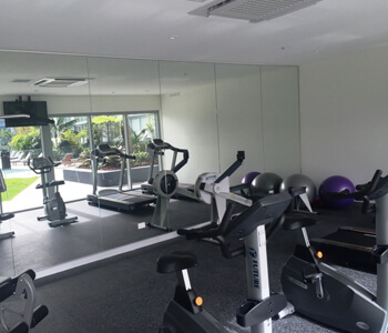 Newstead Towers Gym